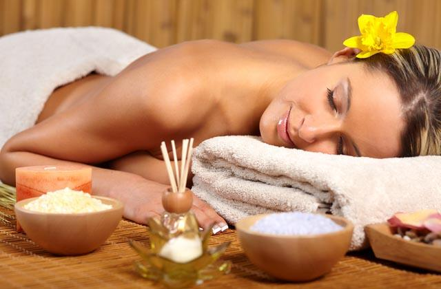 Alternative Easter holiday plans - beauty treatment