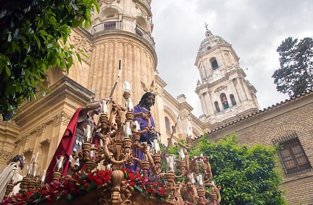 things to do in Andalucia - Semana Santa de Málaga