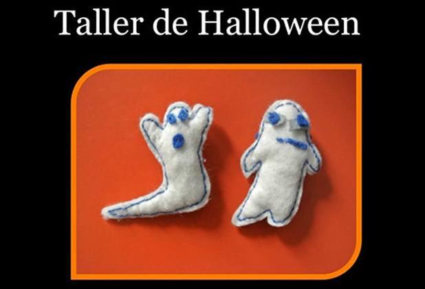 Taller de Halloween, Museo del Vidrio