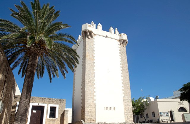 Castillos Andaluces - Torre de Guzman, Conil