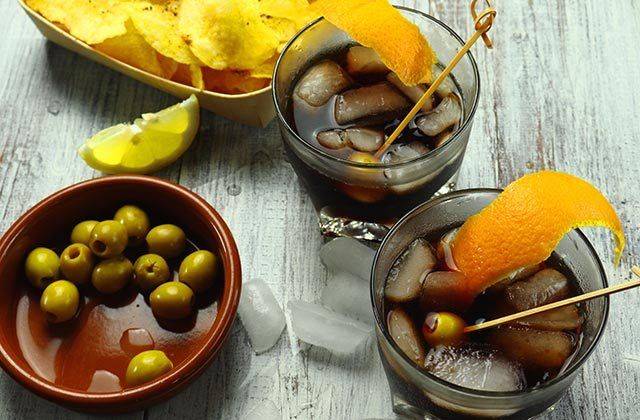 Vermouth Brasas y Copas
