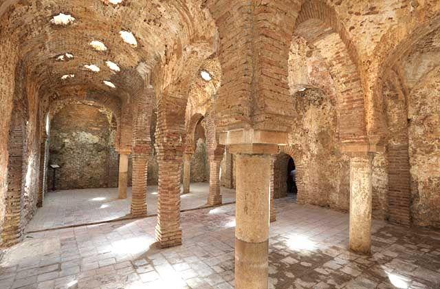 Ruta rabe por andaluc a al ndalus historia de andalucia - Banos arabes de sevilla ...