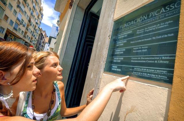 Ruta Picassiana - Fundación Picasso