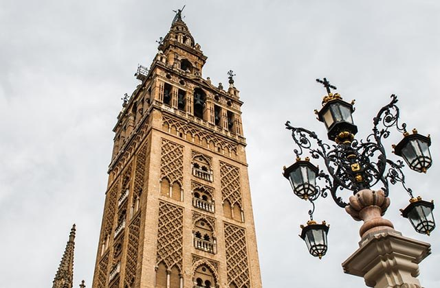 Al Ándalus - Giralda, Sevilla