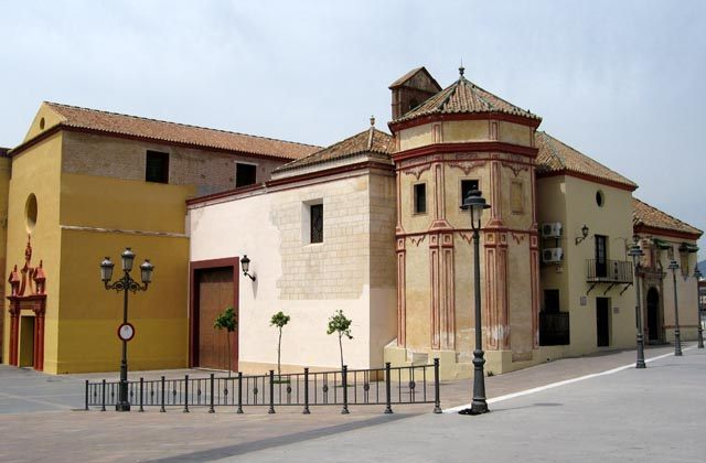 Ruta Picassiana - Iglesia de Santo Domingo, El Perchel
