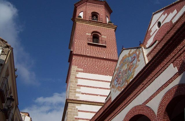 Ruta Picassiana - Iglesia de los Mártires, Málaga
