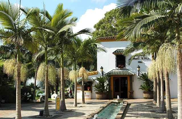 Jardín Botánico Molino de Inca, Torremolinos. Fotografía: floramalaga.blogspot.com.es