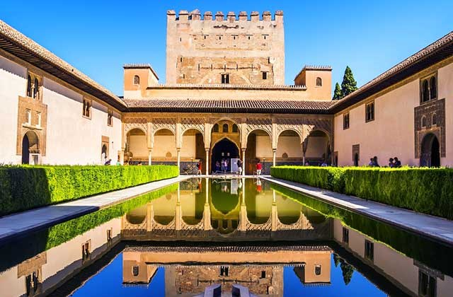 Al Ándalus - La Alhambra, Granada