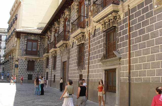 Andalucia - Al-Andalus - La Madraza, Granada