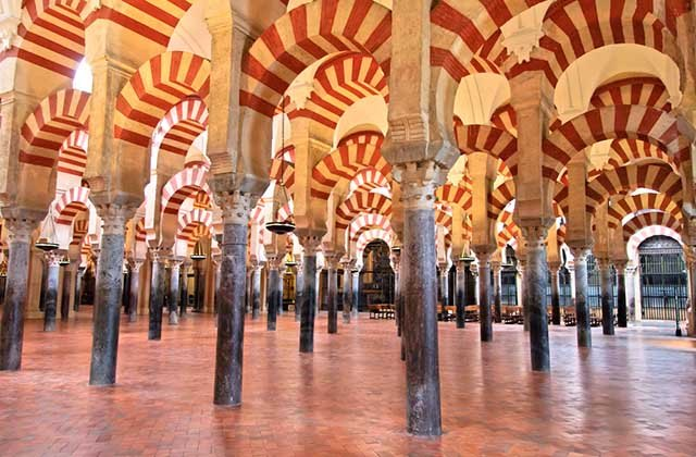 Al Ándalus - Mezquita, Córdoba