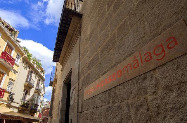 Ruta Picassiana - Museo Picasso de Málaga