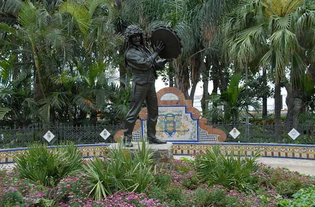 Los mejores parques infantiles en Málaga - Parque de la Alameda, Málaga