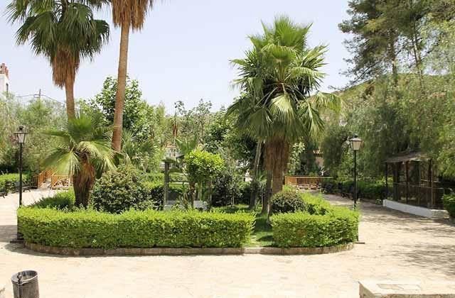 playgrounds in Malaga - Parque ornitológico La Alcua, El Borge