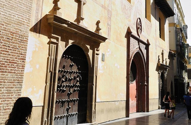 Ruta Picassiana - Parroquia de Santiago Apóstol