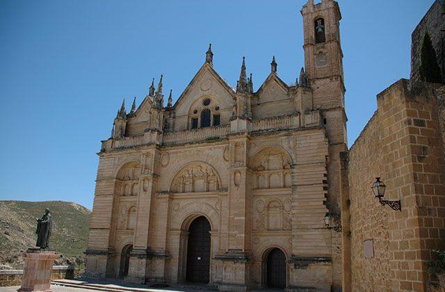 Andalucia - Al-Andalus - Real Colegiata Santa María La Mayor, Antequera