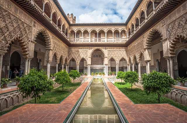 Andalucia - Al-Andalus - The Alcázar of Seville