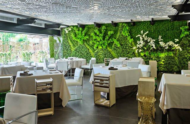 Restaurants mit Michelin-Stern in Andalusien - restaurant Dani García, Marbella