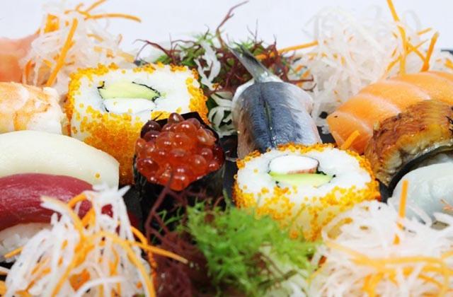 Restaurantes y bares de tapas en Nerja - Sekai Japanese Restaurante