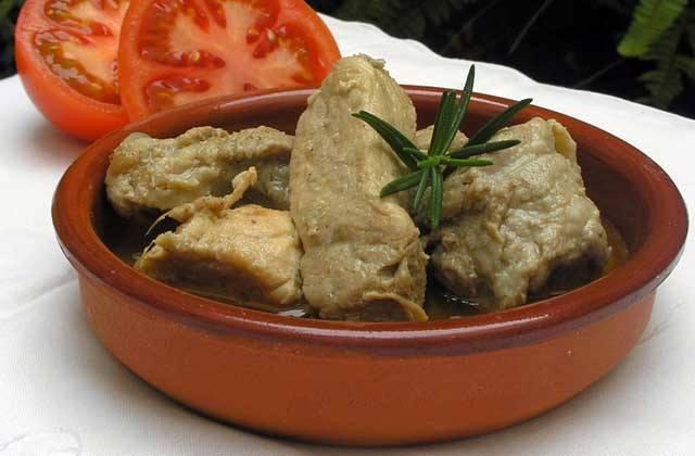 Lomo de orza de La Tranca. Photograhie: Blog La cocina con cariño