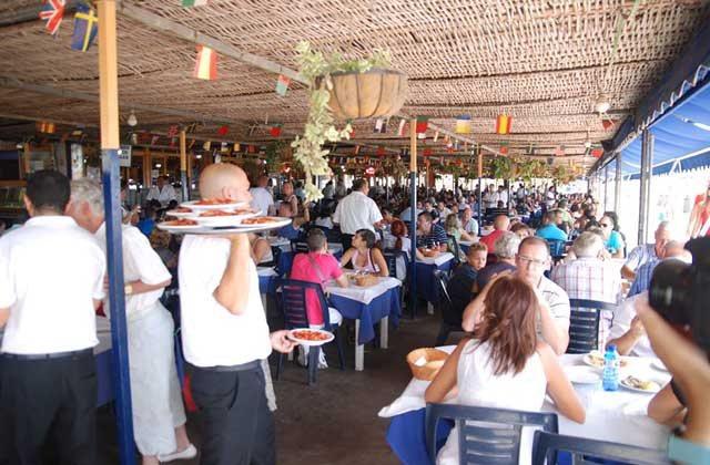 Espetos, die Sardinenspieße von Málaga - El Tintero