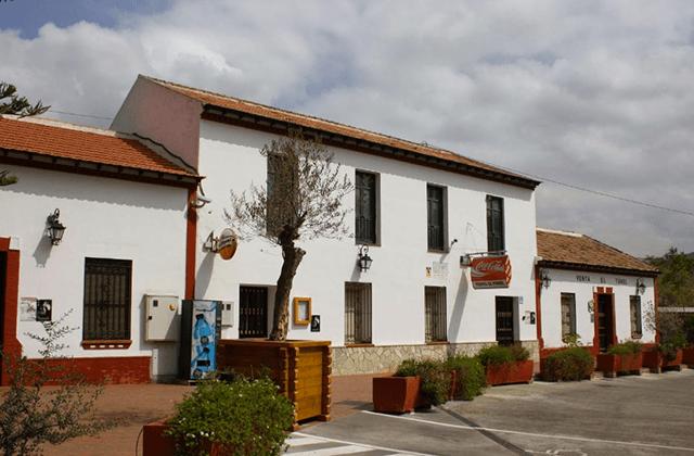 Restaurantes originales de Málaga - Venta del tunel