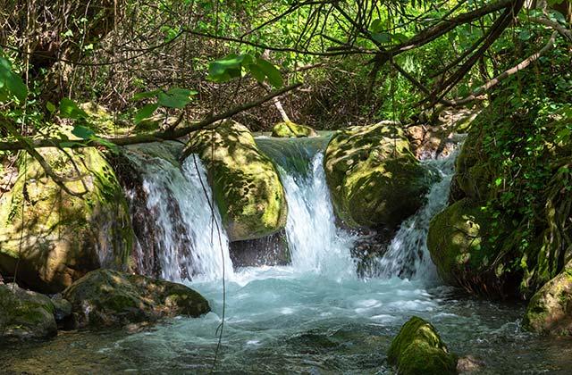 Cascadas río Majaceite Grazalema