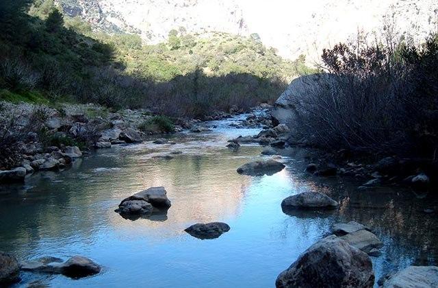 El Chorro. Fotografía: meteofelanitx.com