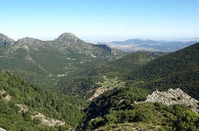 Las maravillas naturales de Andalucía - Parque Natural Sierra de Grazalema