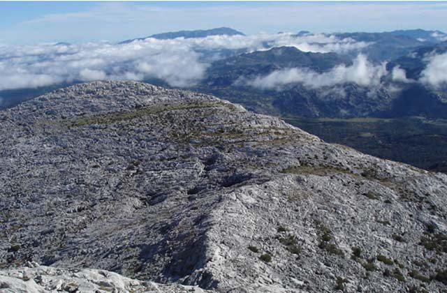 10 Routen, um den Schnee in Andalusien zu genießen - Simancón