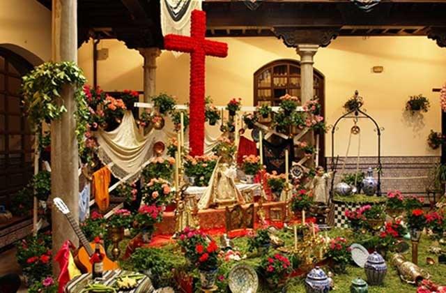 Cruces y Patios