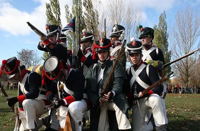 Fiestas curiosas - Batalla de Baién. Fotografía: teodororeding.es