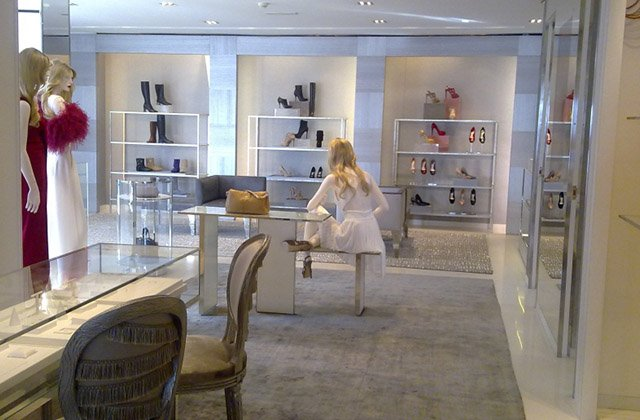 Marbella shopping - Christian Dior