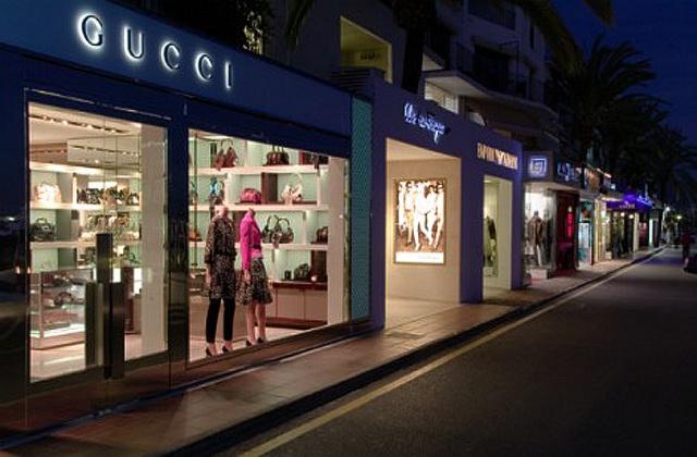 Marbella shopping - Gucci