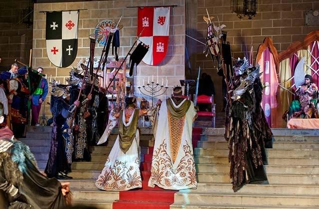 Fiestas curiosas - Fiestas de Moros y Cristianos en Benamaurel, Zújar y Cúllar. Fotografía: mancomunidaddebaza.org
