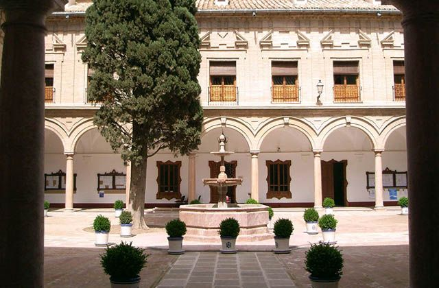 Town Hall in Antequera