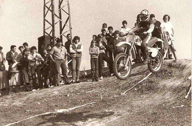 Competición de motocross en Jerez. Fotografía: voromv.com