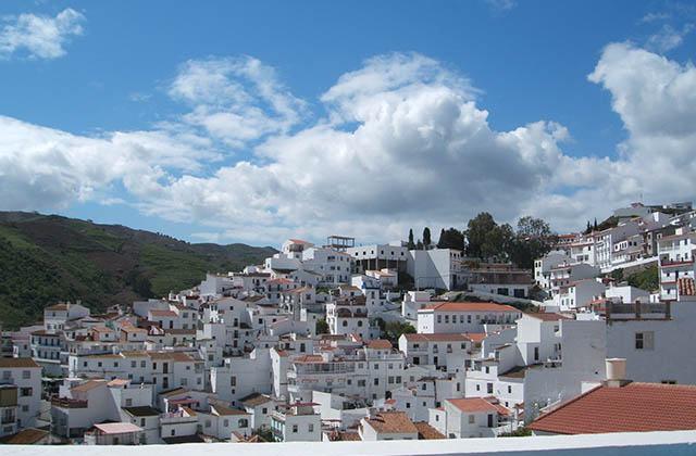 Ruta de la Pasa - Almánchar. Fotografía: redturismo.com