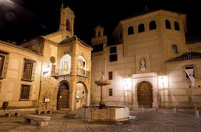Villes medias - Antequera. Photographie: tuhistoria.org