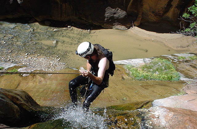 Abenteuer Sport in Malaga - canyoning