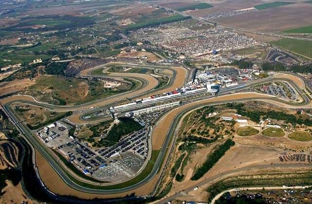Circuito de Jerez. Fotografía: de-moto.es