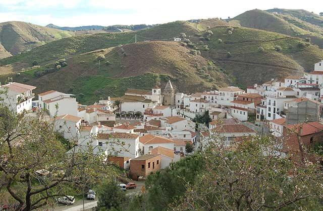 Ruta de la Pasa - El Borge. Fotografía: redturismo.com