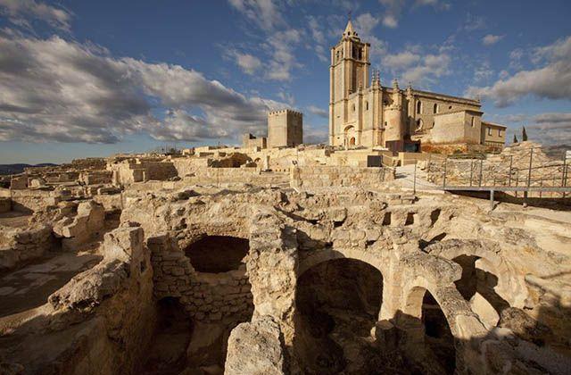 Villes medias - Alcalá la Real. Photographie: tuhistoria.org