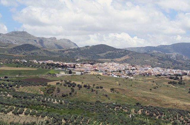 San Valentín en Andalucía - Villanueva de la Concepción. Fotografía: mueveteenbici.es