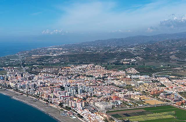 Ruta de la Pasa - Torre del Mar, Málaga