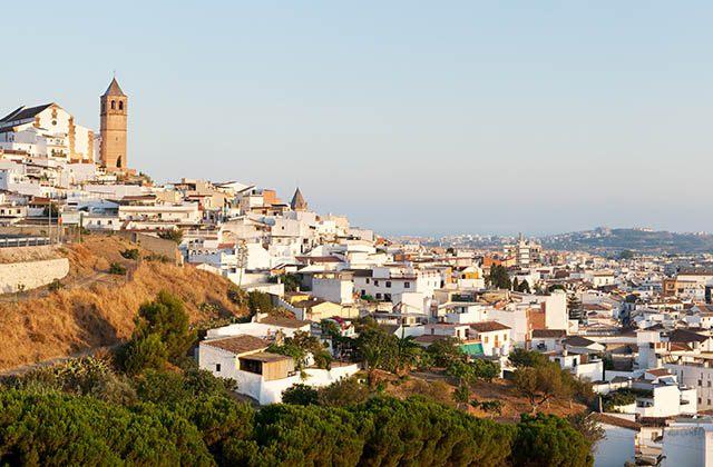 Ruta de la Pasa - Localidad de Vélez-Málaga