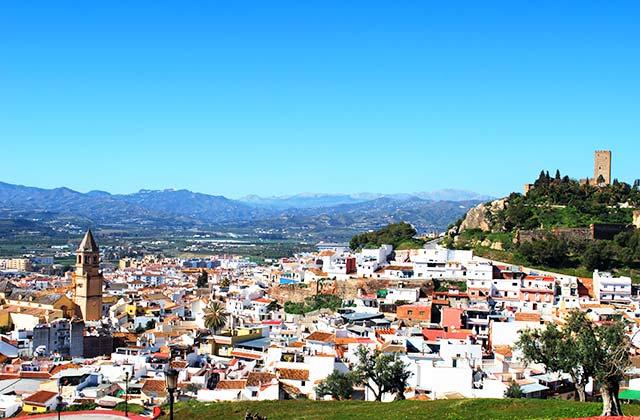 Route du Raisin - Vélez-Málaga