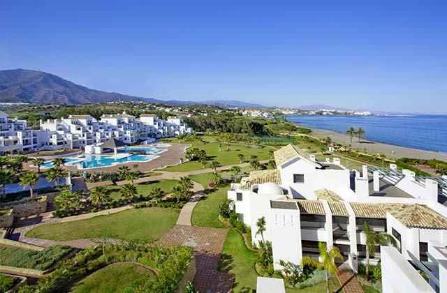 20 things you cannot miss from Estepona: Hotel Fuerte Estepona