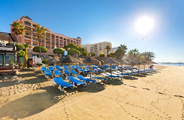 Holidays with children Andalucia - Fuerte Marbella