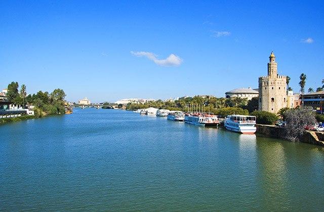 Guadalquivir y Torre del Oro