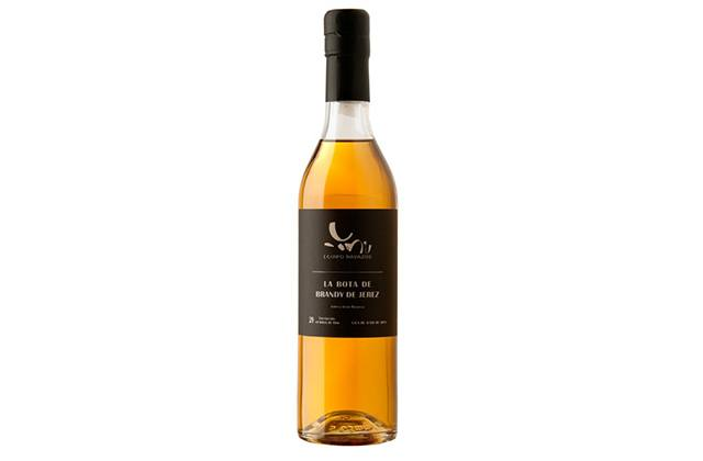 Andalucian brandies - La Bota de Brandy N 29. Fotografía: vilaviniteca.com